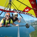 Hang Gliding Interlaken