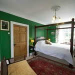 Plas Gwyn King Size Room