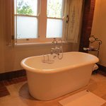 lovely soaking tub