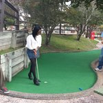 Golf @ Zuma Fun Center