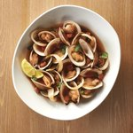 Little Neck Clams and Tasso