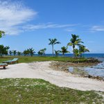 Hatchet Caye Resort resmi