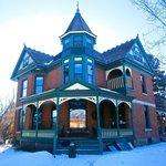ภาพถ่ายของ Bozeman's Lehrkind Mansion Bed and Breakfast