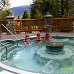 Foto van Alpine Village Cabin Resort - Jasper