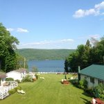 Lake View Motel Foto