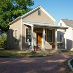 Φωτογραφία: Fredericksburg Herb Farm - Sunday Haus Cottages