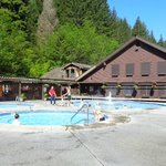3 Hot Pools - each different temperature