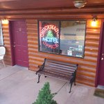 Austin's Chuckwagon Lodge and General Store Foto