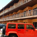 ภาพถ่ายของ Americas Best Value Inn - Posada El Rey Sol