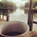 Coffee on Cane River!