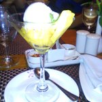 dessert mango.....awesome
