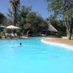 Photo de Mokuti Etosha Lodge