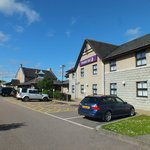Premier Inn Fort William resmi