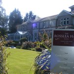 Rosslea Hall Country House Hotel Foto
