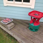 BBQ & Gas Stove