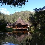 Foto de Vakona Forest Lodge