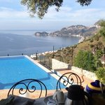Foto van Villa Finu' - Il Balcone Di Goethe- Bed And Breakfast
