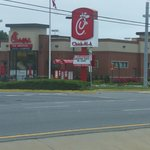 Chick fil A at Rehoboth Beach