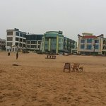 Photo de Puri Beach Resort