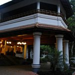 The Elephant Court Thekkady Foto