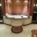 bathroom in beachfront villa