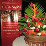Fiafia night May 2014
