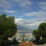 Naples and Vesuvio