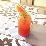 Watermelon mojito only here!!!!