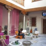 Φωτογραφία: White Nest Hostel Granada