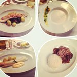 The presentation of the food and taste really WOW!��