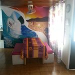 Photo de Blue Almond Hostel
