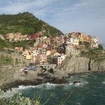 Manarola is beautiful