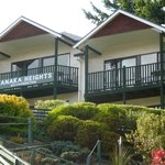 Wanaka Heights Motel Foto