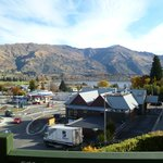 view of Wanaka