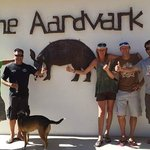 The AardVark Guesthouse and Backpackers resmi