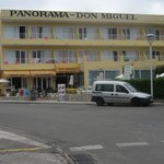 Photo de Panorama Beach Hotel