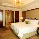 Signature suit bedroom with Haram View