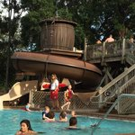 Φωτογραφία: Disney's Fort Wilderness Resort and Campground