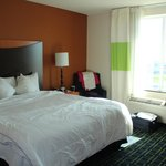 Φωτογραφία: Fairfield Inn & Suites Madison East