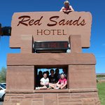 Foto van Red Sands Hotel
