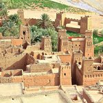 "Rock the Kasbah "" Ait Ben Haddou 12th Century largest Kasbah """