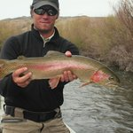 Andy Bennett with a great Beaverhead fish