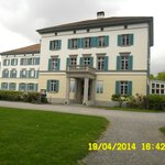 Richterswil Youth Hostel resmi