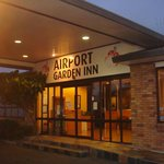 Photo of Airport Garden Inn Hotel