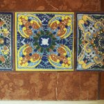 Love the spanish tile