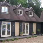 Foto de Quidhampton Mill Bed & Breakfast