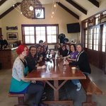Our group at Rusdan Wines