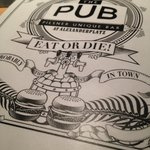 The Pub - Eat or die