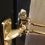 Broken security latch!!!