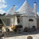 Photo de I Trulli di Acquarossa